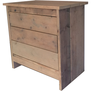 commode, ladeblok