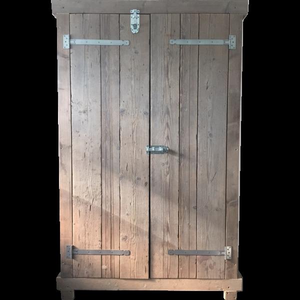 2 deurs kledingkast